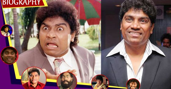 Johnny Lever Biography: Story Behind How He Get His Name