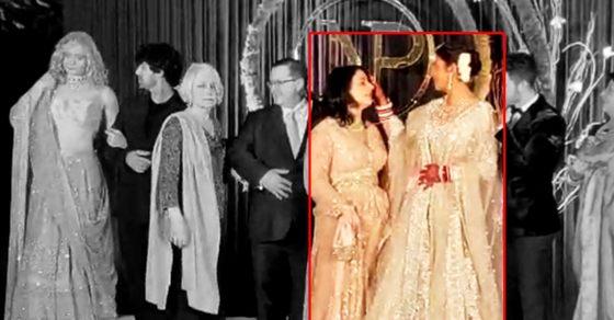 Priyanka Chopra & Nick Jonas: Priyanka's special gesture ...