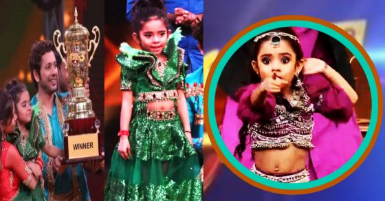 Super Dancer 3: Know who is Rupsa Batabyal - Filmibeat