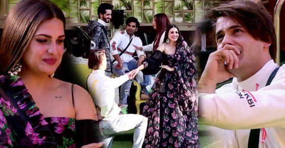 Bigg Boss 13: Himanshi Khurana accepts Asim Riaz Marriage proposal during  family week - Filmibeat