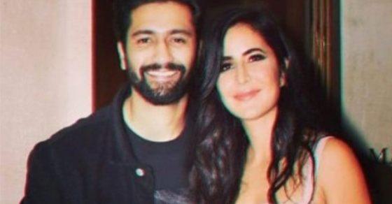 Katrina Kaif's rumored boyfriend Vicky Kaushal makes her ...