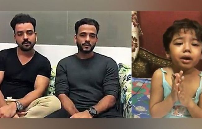 Toshi Sabri APPEALS to FINISH the matter of GIRL CRYING in video posted by Virat Kohli