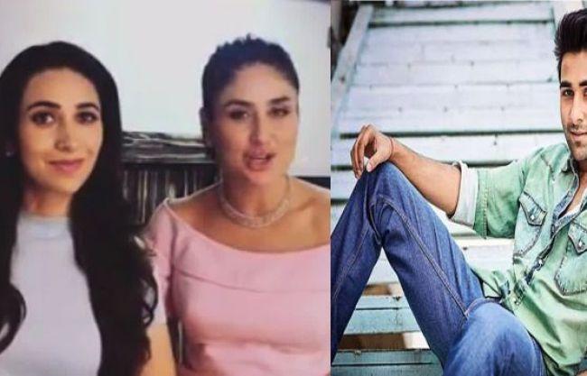 Kareena Kapoor Khan and Karisma Kapoor PROMOTE Aadar Jain's Qaidi Band; Watch video