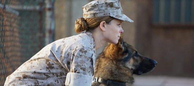 Megan Leavey Official Trailer