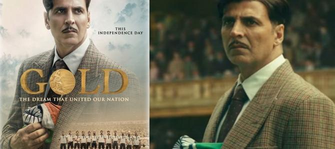 Gold Third Day Box Office Collection: Akshay Kumar  Mouni Roy  Reema Kagti  FilmiBeat