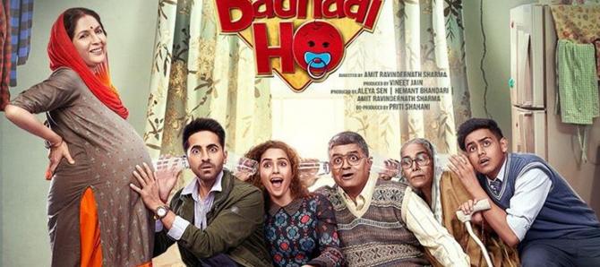 Badhaai Ho Weekend Box Office Collection : Ayushmann Khurranna  Sanya Malhotra