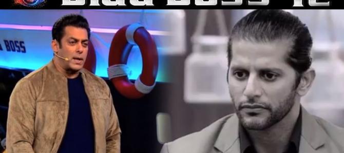 Bigg Boss 12: Salman Khan gets angry on Karanvir for his wife Teejay Sidhu's open letter