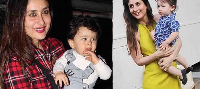 Kareena Kapoor Khan prepares diet plan for son Taimur Ali Khan: Check Out Here