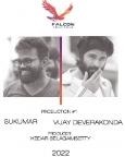 Vijay Deverakonda Sukumar Movie