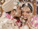 Aditya Narayan Suffers Wardrobe Malfunction At His Wedding