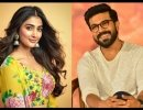 Pooja Hegde To Star Opposite Ram Charan In Acharya?