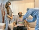 Rajinikanth Gets Second Jab Of COVID-19 Vaccine