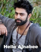 ഹലോ അജ്നബീ