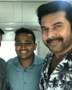 Mammootty Basil Joseph Movie