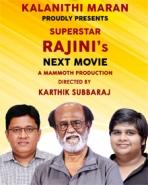 Rajinikanth - Karthik Subbaraj Combo