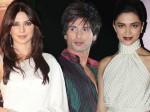 Deepika Padukone Shahid Kapoor Ex Beau Priyanka