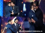 Salman Shahrukh Hug On Star Guild Awards 2014 Surges Star Plus Trp