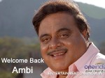 Rebel Star Ambareesh Returns From Malaysia