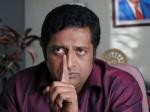 Prakash Raj Miraculously Escapes Accident