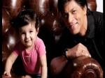 Shahrukh Khan Celebrated Holi With Abram