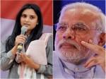 Sandalwood Actress Ramya Challenge To Pm Modi