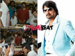 Sudeep 42 Birthday Celebrations Fans Give Two New Titles Annadhata And Kalabhushana