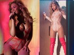 Beyonce Flaunts Curves Jay Z Made In America Festival Outfits Pics