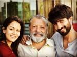 Shahid Kapoor New Selfie With Wife Mira Rajput Dad Pankaj Kapoor Is So Fresh