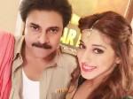 Pawan Kalyan Lakshmi Rai S Selfie Shakes Twitter