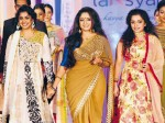 Kavya Madhavan Makes Ramp Debut