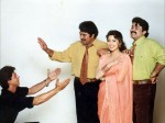 Rare Old And Unseen Pics Of Shahrukh Khan And Juhi Chawla