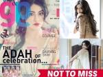 Adah Sharma Poses For Gg Magazine