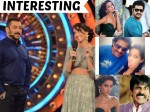 Tollywood Hot Item Girl Nora Fatehi Enters Bigg Boss 9 House