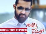 Nannaku Prematho 7 Days First Week Box Office Collections