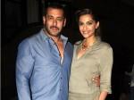 Salman Khan And Sonam Kapoor Go On A Date Night