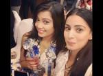Women Achievers Award 2016 Bhagyashree At Event Digangana Shraddha Win