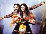 Dhananjay Sanchita Shetty Badmaash Audio Released