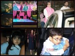 Aishwarya Rai Welcomes Celebs Kids At Aaradhya Bachchan Birthday Bash