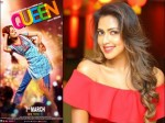 Amala Paul In The Malayalam Remake Of Queen