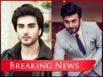 Fawad Khan And Imran Abbas Naqvi Caught In A Black Money Scam