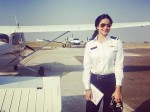 Film Actress Turned Politician Gul Panag Becomes A Pilot