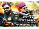 Hind Ka Napak Ko Jawab Second Poster Launch Of Saint Gurmeet Ram Rahim Latest Film