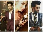 Colors Golden Petal Awards 2017 Vivian Dsena Mouni Roy Manish Paul Tv Stars Awards Winners List Pics