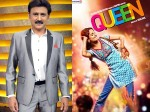 Ramesh Aravind Helm The Kannada Remake Queen