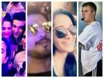 Arjun Bijlani Preetika Aamir Sanjeeda And Other Tv Stars At Justin Bieber Concert