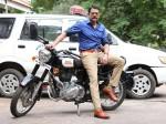 Srinagar Kitty New Look In Garuda Movie