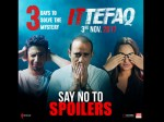Shahrukh Khan Urges Fans To Say No To Spoilers Ittefaq