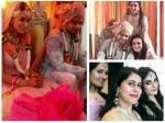 Smriti Khanna Gautam Gupta Wedding Pictures Dia Mirza Radhika Madan Tanya Sharma Kvb Others Attend