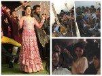 Bigg Boss 11 Sapna Choudhary Dance Prog Ruckus Morena Salman Makeup Man Misbehave Bb 11 Girls