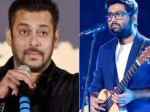 Salman Khan Is Shocked To See Reports Of Him Throwing Out Arijit Singh From Welcome To New York
